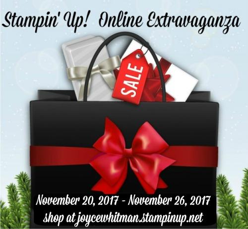 Online Extravaganza Graphic