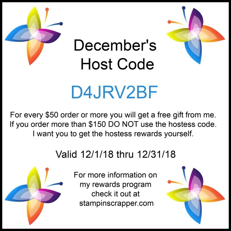 Hostess Code - December