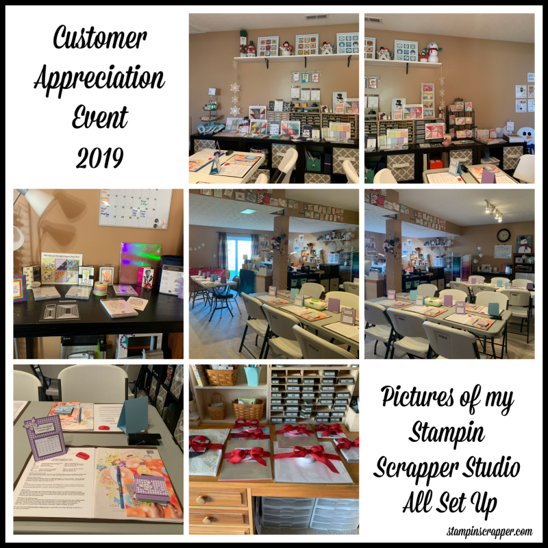 Customer Appreciation 2019 Studio Set