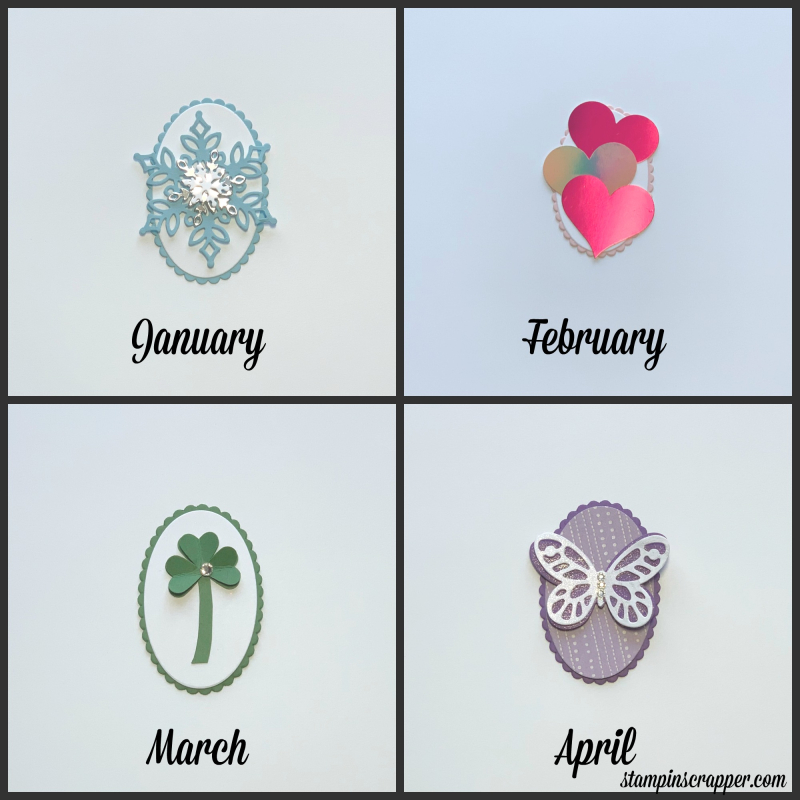 Months for home decor