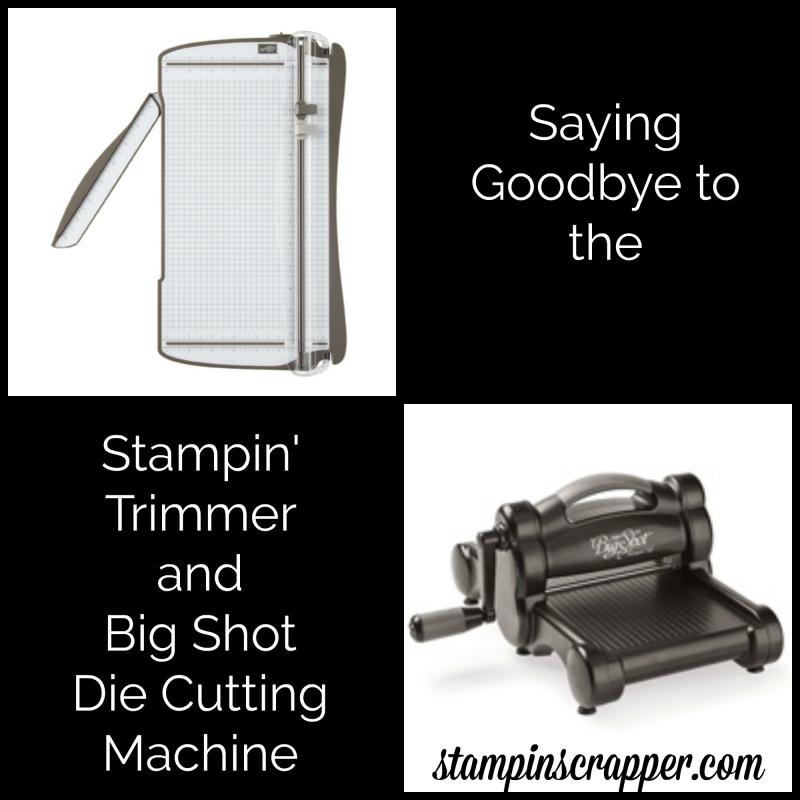 StampinTrimmerandBigShot