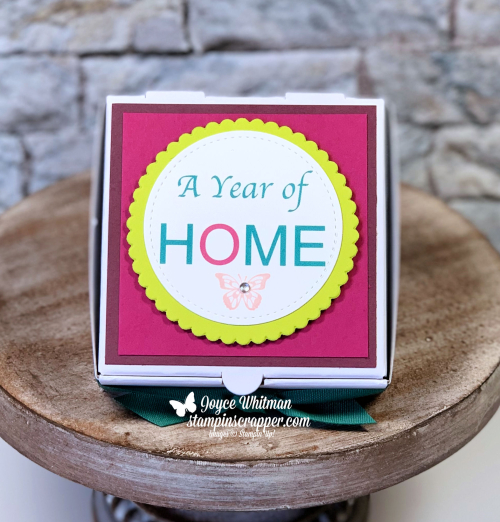 Stampin Up, Stampin' Up! Home sign, home decor, daisy punch #143713, leaf punch #144667, needlepoint nook designer series paper #148807, seasonal layers thinlits #143751, nature's roots framelits #146341, in the woods framelits #147919, created by Stampin Scrapper, for more cards, gifts, ideas, scrapbooking and 3D projects go to stampinscrapper.com, Joyce Whitman