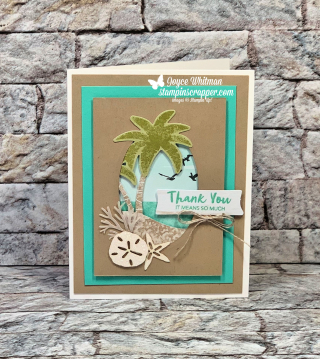 Stampin Up, Stampin' Up!, June 2019 Paper Pumpkin, Paper Pumpkin, Stitched Nested Dies,  Layering Ovals, High Seas Embossing Folder, Pinewood Planks Embossing Folder, Subtle Embossing Folder, Sailing Home Stamp Set, created by Stampin Scrapper, for more cards, gifts, ideas, scrapbooking and 3D projects, go to stampinscrapper.com, Joyce Whitman