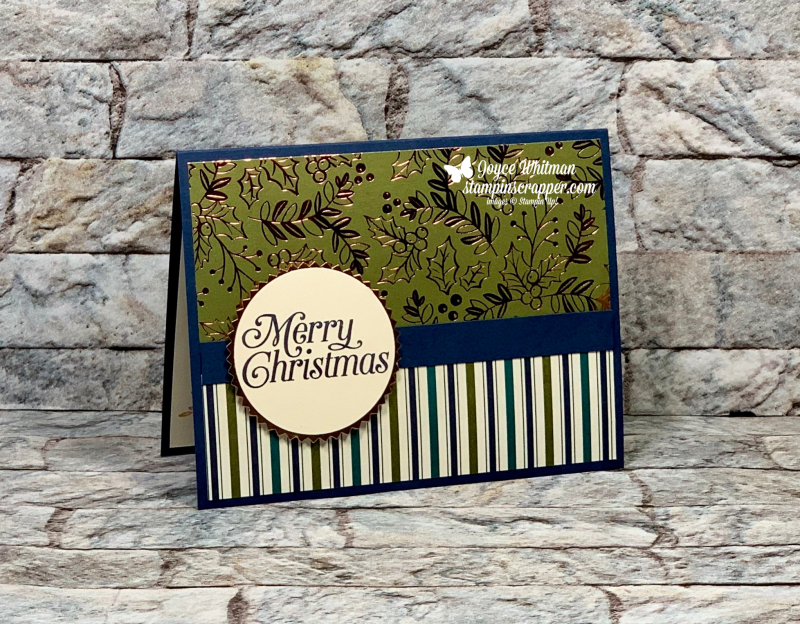 StampinUpPerfectlyPlaid2019HolidayStampinScrapperJoyceWhitman3