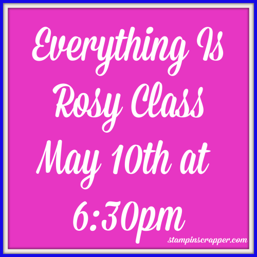 Everything Is Rosy Class