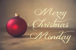 Merry Christmas Monday