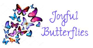 Joyful Butterflies FB Cover