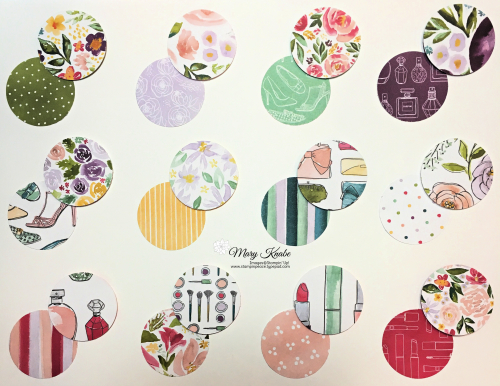 Stampin Up, Stampin' Up! Best Dressed Designer Series Paper