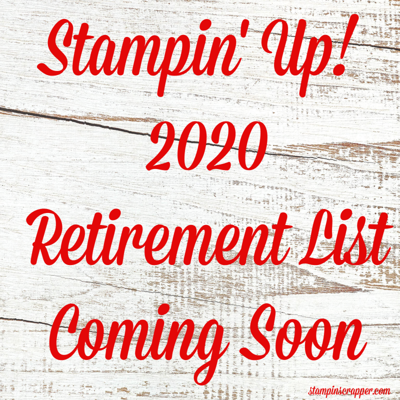 Retirement List Is Coming