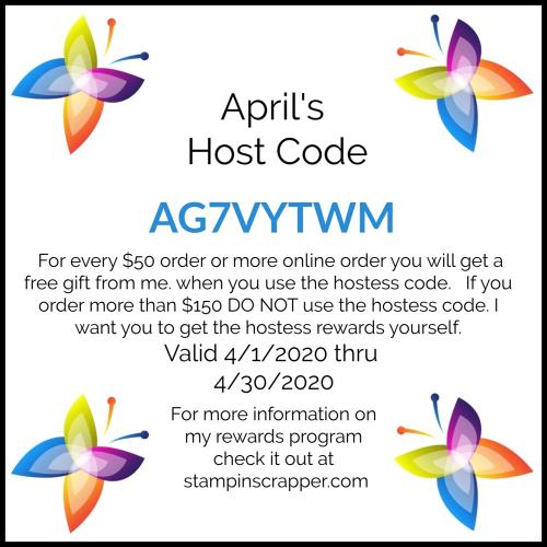 Hostess Code Widget (1)