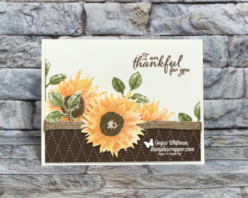 Stampin' Up!, Stampin Up, Painted Harvest stamp set, Magnolia Lane designer series paper, Leaves Trinkets, Layered Leaves embossing folder, Pretty Label punch, Starburst punch, created by Stampin Scrapper.  For more cards, gifts, ideas, scrapbooking, 3D projects go to stampinscrapper, Joyce Whitman