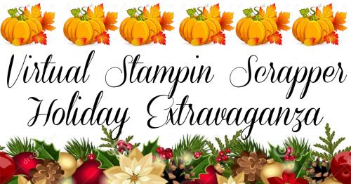 Virtual Holiday Extravaganza Banner