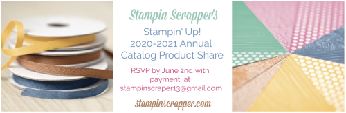 Stampin Up, Stampin' Up!, 2020-2021 Annual Catalog Product Share, stampinscrapper.com, Joyce Whitman