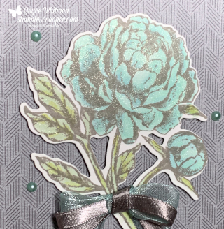 Stampin Up, Stampin' Up!, Prized Peony Stamp Set, Fancy Phrases stamp set, Peony dies, Lovely Labels Pick a Punch, New at SU Blog Hop, created by Stampin Scrapper.  For more cards, created by Stampin Scrapper, for more cards, gifts, scrapbooking, 3D projects go to stampinscrapper.com, Joyce Whitman