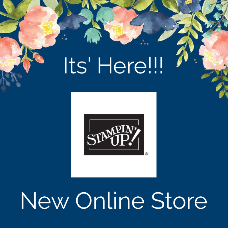 New Online Store - It's Here Banner
