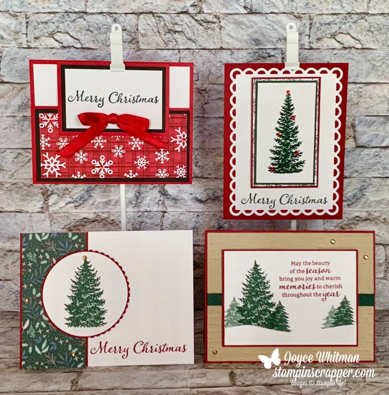 ChristmasCardClassAugust2021StampinScrapperJoyceWhitman2